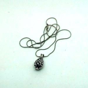 bijoux aromatique collier Goutte