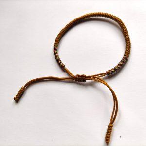 Bracelet tibétain Or